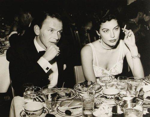 Femme Fatale Ava Gardner Frank Sinatra