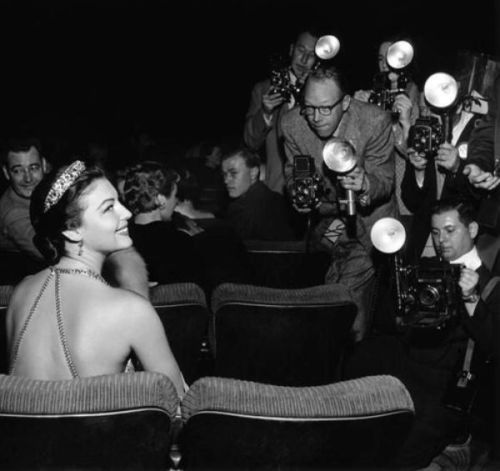 Femme Fatale Ava Gardner