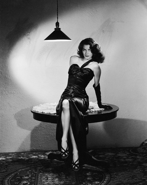 Film Noir The Killers Ava Gardner