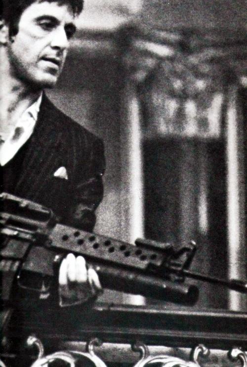 Film Noir Scarface Emasculation