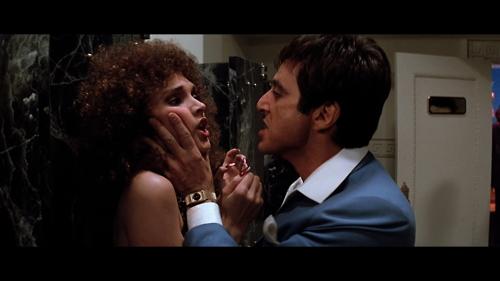 Film Noir Scarface Misogyny