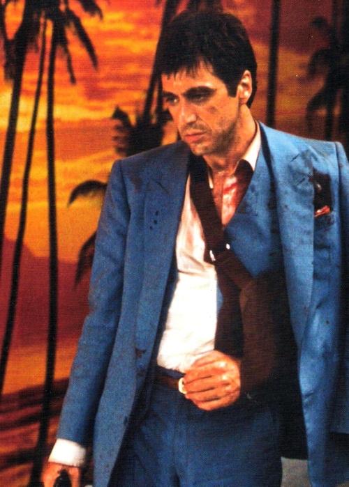 Film Noir Scarface Redemption
