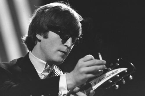 Noir Music John Lennon