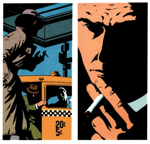 Noir Art Jim Steranko