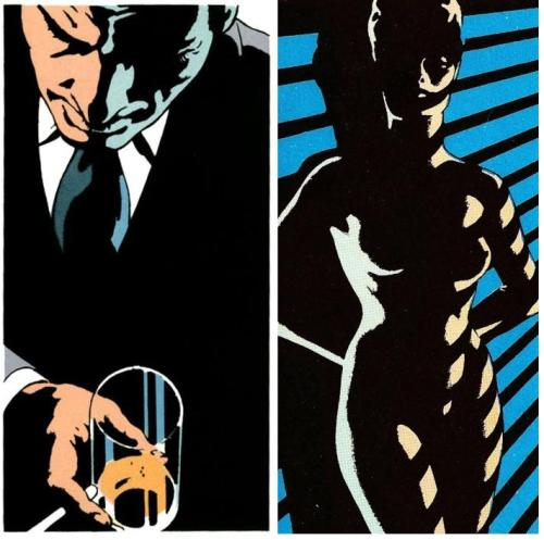 Noir Art Jim Steranko Chandler Red Tide