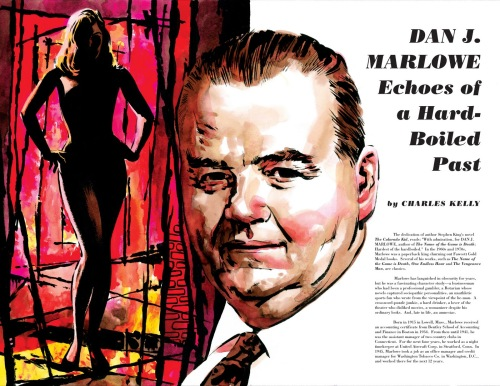 Noir Art Sean Phillips Dan Marlowe