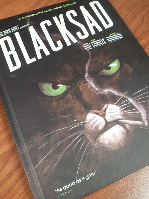 Noir Comics Blacksad