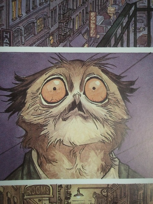 Noir Comics Blacksad Red Soul Lieber