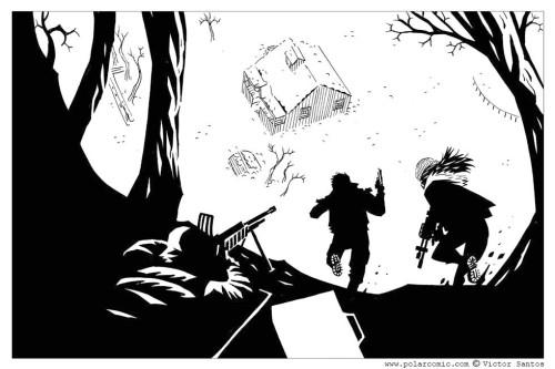 Noir Comics Polar Victor Santos Page 6