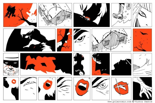 Noir Comics Polar Victor Santos Page 9