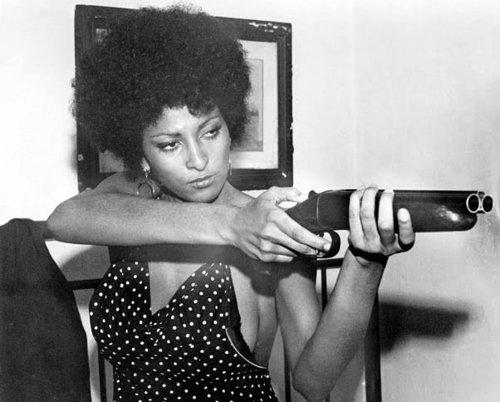 Femme Fatale Pam Grier Coffy 1973