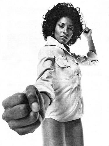 Femme Fatale Pam Grier