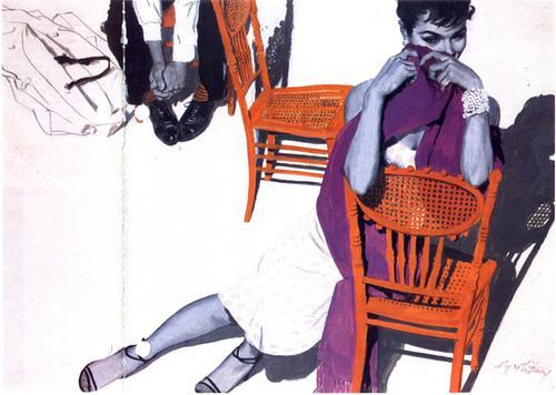 Noir Art | Coby Whitmore (1/6)