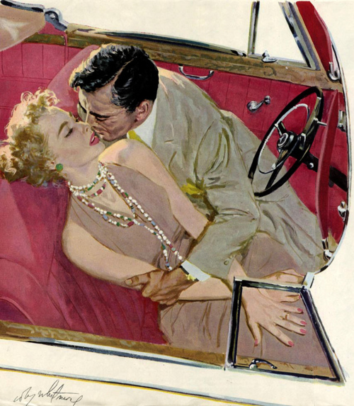Noir Art Coby Whitmore