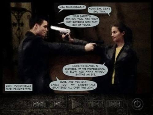 Video Game Noir Max Payne Mona Sax