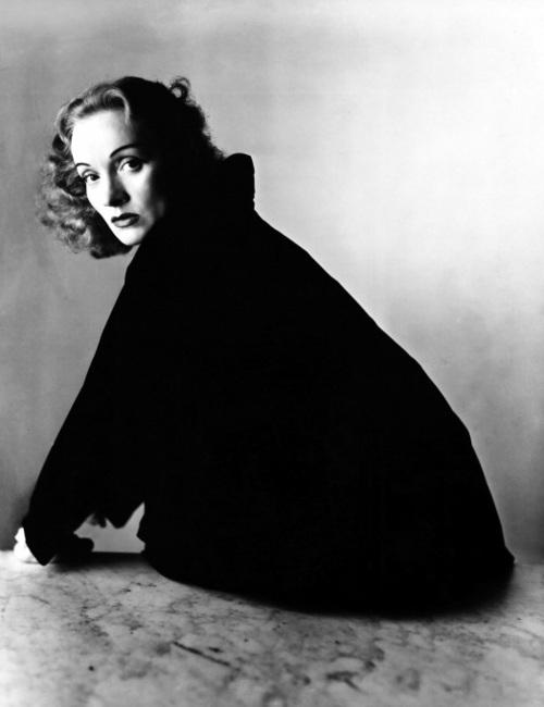 Femme Fatales Marlene Dietrich Irving Penn