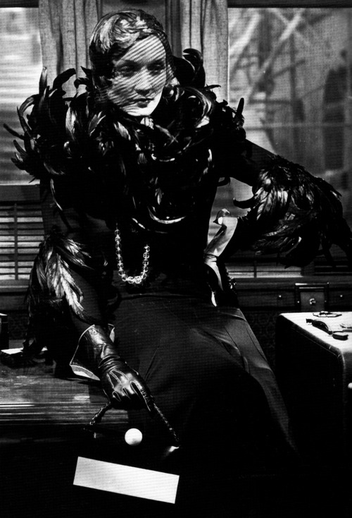 Femme Fatales Marlene Dietrich Shanghai Express