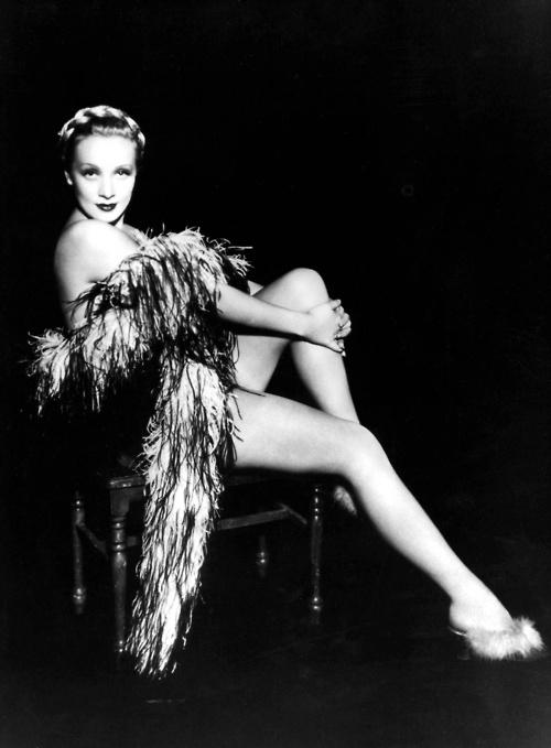 Femme Fatales | Marlene Dietrich | NoirWHALE