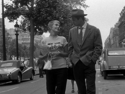 Film Noir | Breathless (1960) (4/5)