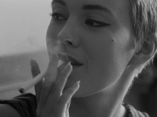 Film Noir Breathless Jean Seberg