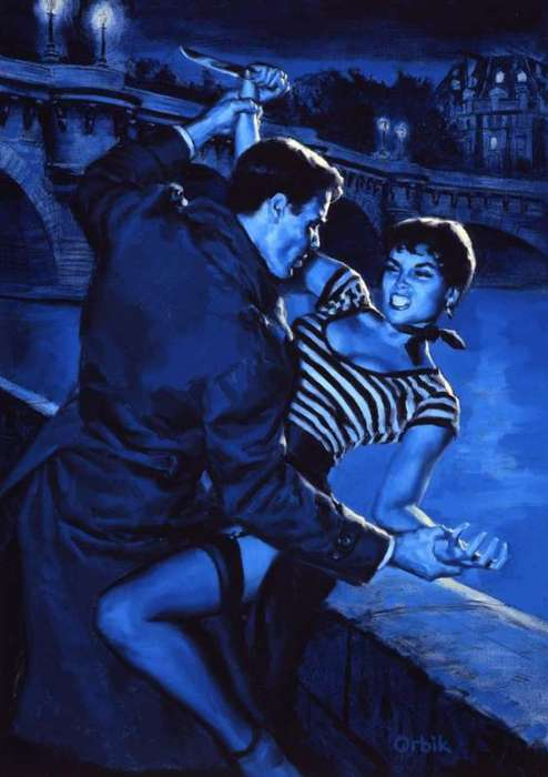 Noir Art Glen Orbik American Century 15