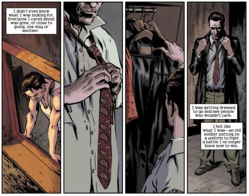 Noir Comics Max Payne 3 Old Soldier