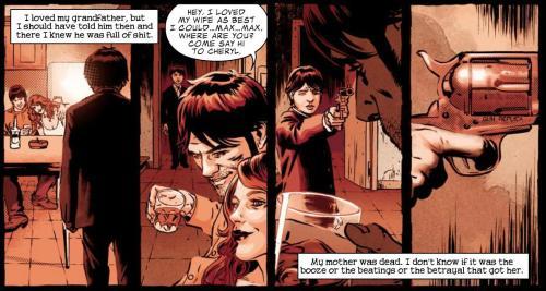Noir Comics Max Payne 3 Patricide