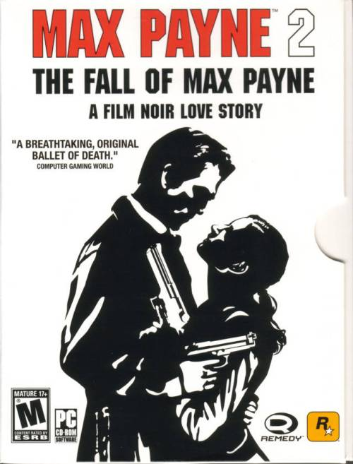 Max Payne 2 The Fall of Max Payne Soundtrack