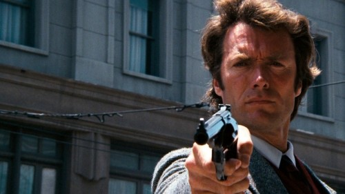 Crime Movies Dirty Harry Callahan Clint Eastwood