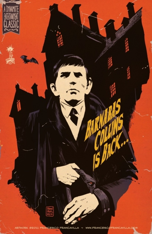 Noir Art Dark Shadows 04 Cover Francesco Francavilla