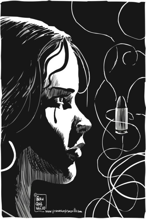 Noir Art Dizzy Francesco Francavilla