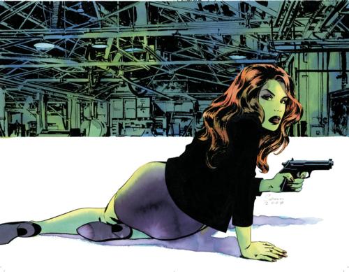 Noir Comics Criminal Bad Night