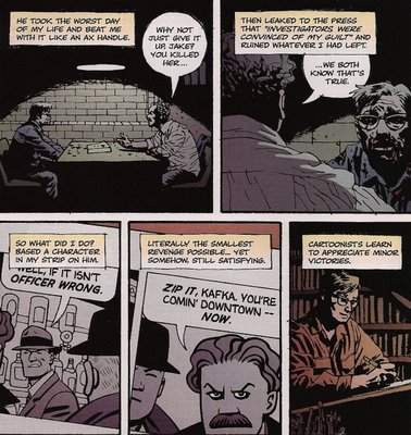 Noir Comics Criminal Bad Night