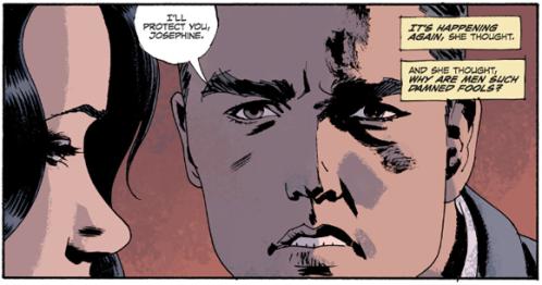 Noir Comics Fatale