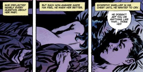 Noir Comics Fatale Josephine