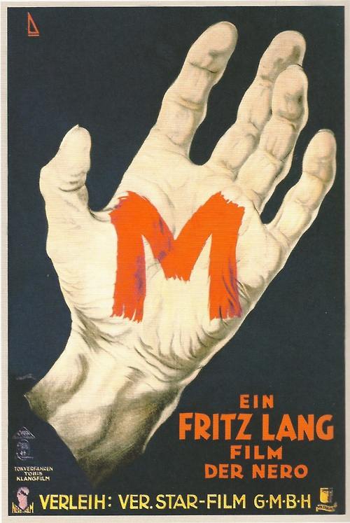 M (1931) | THE UNAFFILIATED CRITIC