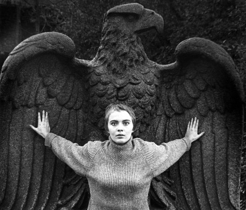 Jean Seberg Fashion