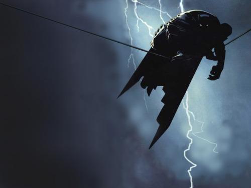 Noir Art Frank Miller Batman