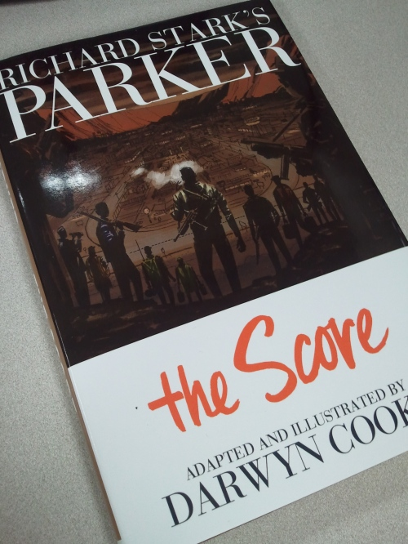 The Score Darwyn Cooke Richard Stark