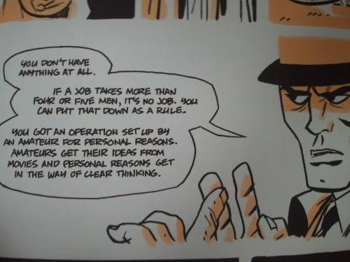 The Score Comic