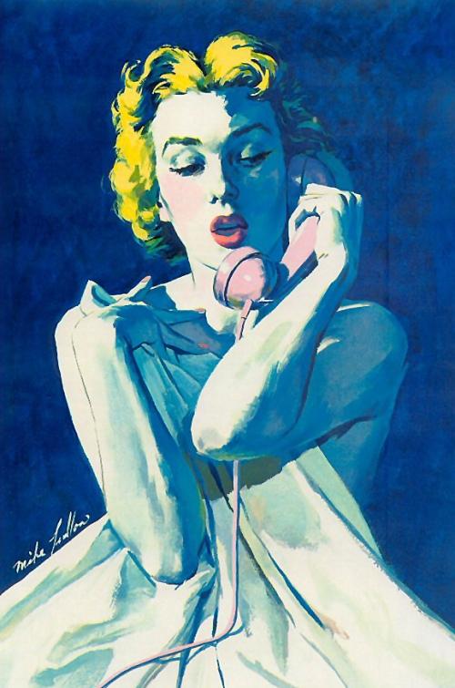 Noir Art Mike Ludlow