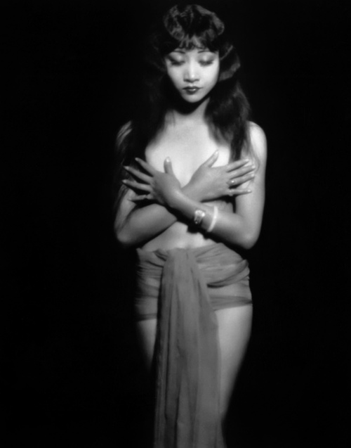 Anna May Wong Portrait