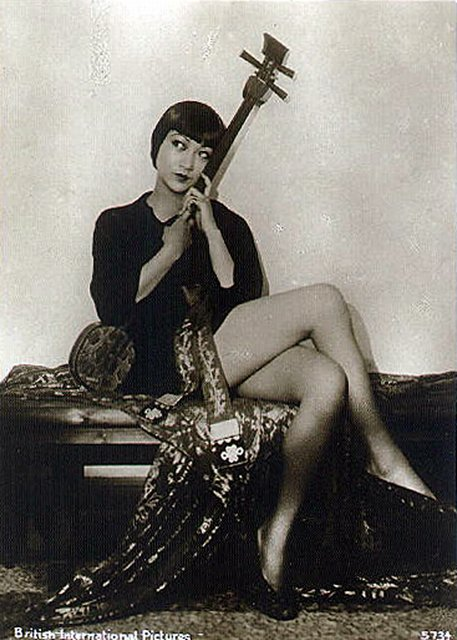 Anna May Wong Music