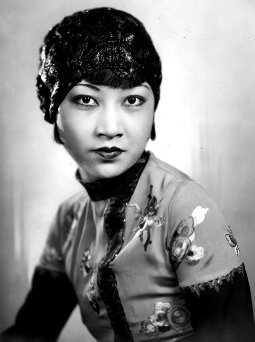 Femme Fatale Anna May Wong