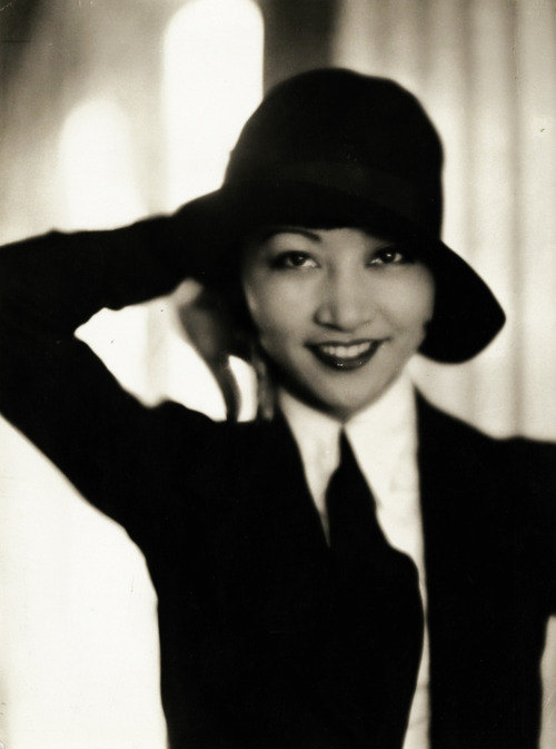 Actress Anna May Wong