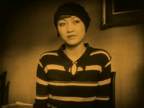 Anna May Wong Piccadilly 1929