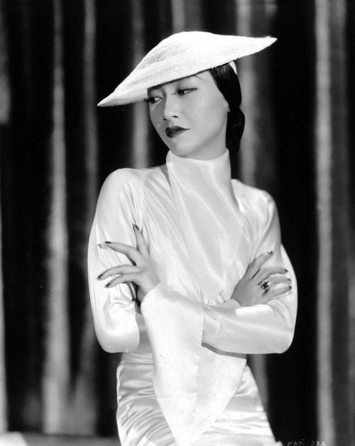 Anna May Wong Chinese American
