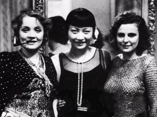 Marlene Dietrich Anna May Wong Leni Riefenstahl