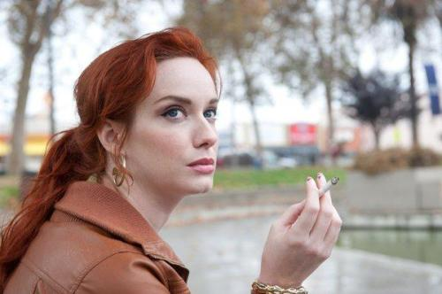 Christina Hendricks Drive 2011
