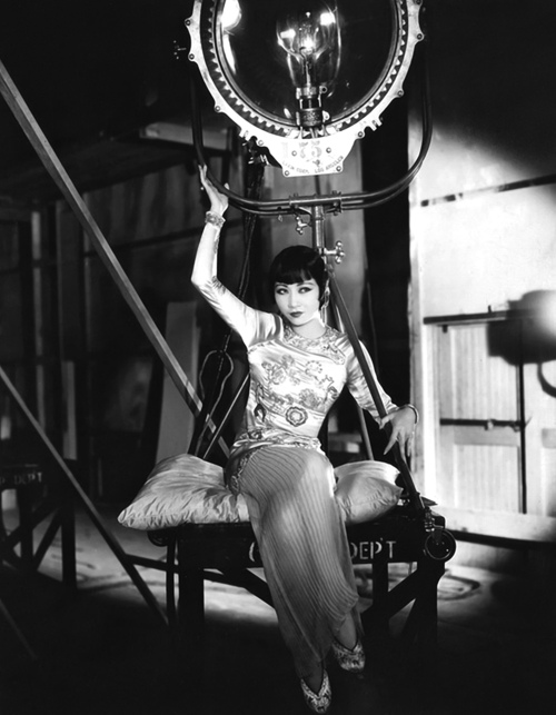 Anna May Wong Femme Fatale